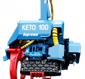 KETO-100 ECO PROCESSOR HARVESTER HEAD