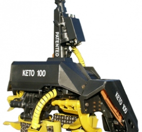 KETO-100 LD HARVESTER HEAD
