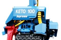 KETO-100 ECO PROCESSOR HARVESTER HEAD