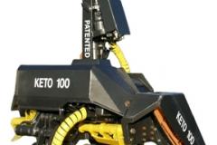 KETO-100 LD HARVESTER HEAD