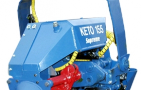 KETO-155 SUPREME harvester head