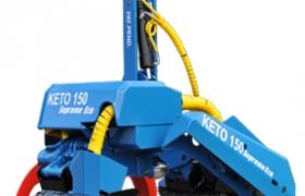 Keto-150 Eco Processor harvester head