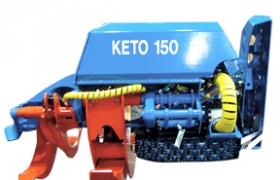 Keto-150 Processor harvester head