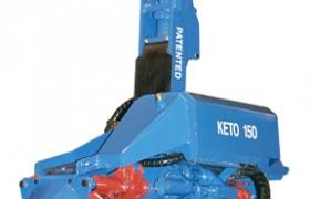 Keto-150HD harvester head