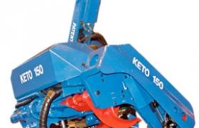 Keto-150LD harvester head