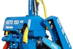Keto-150 Eco Supreme harvester head